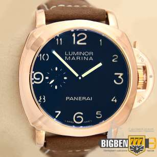 Часы Panerai Luminor Marina Gold E-108