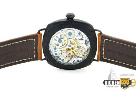 Часы Panerai Radiomir Tourbillon GMT Ceramica