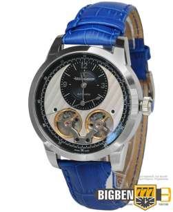 Часы Jaeger-LeCoultre Hybris Mechanica Blue Е-2601