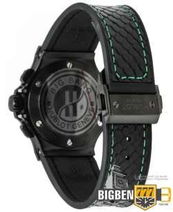 Часы Hublot Big Bang Black Fluo Green Edition E-968