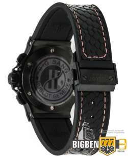 Часы Hublot Big Bang Black Fluo Pink Edition E-967