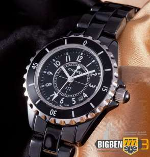Часы Chanel J12 Black Ceramic