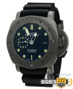 Часы Panerai Luminor 1950 Submersible 3 Days Automatic Titanio E-118