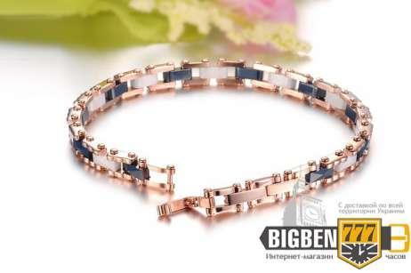Женский керамический браслет E-1519