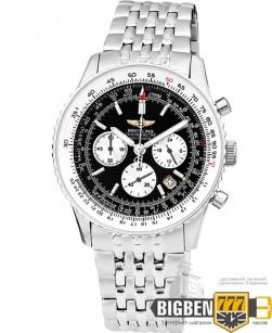 Часы Breitling Navitimer Steel Silver-Black
