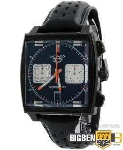 Часы Tag Heuer Monaco Calibre 12 Chronograph E-753