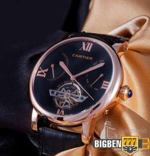 Часы Cartier Ballon Black de Cartier