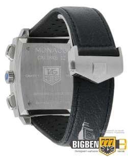 Часы Tag Heuer Monaco Calibre 12 Chronograph E-754