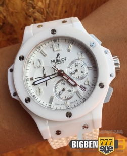 Часы Hublot Big Bang White Ceramic