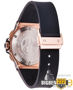 Часы Hublot Big Bang Women Black Chronograph
