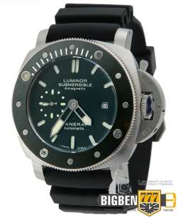Часы Panerai Luminor 1950 Submersible Amagnetic 3 Days Automatic Titanio E-119