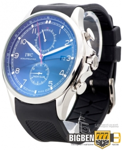 Часы IWC Yacht Club Chronograph