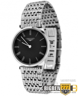 Часы Longines La Grande Classique Silver Black