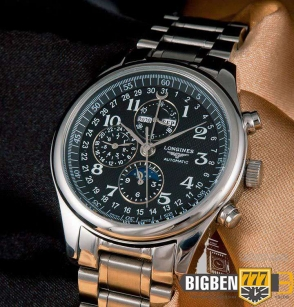 Часы Longines Master Collection Black