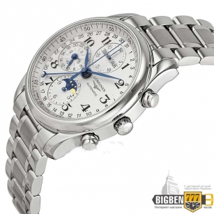 Часы Longines Master Collection Silver