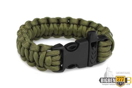 Браслет Army Paracord E-1581