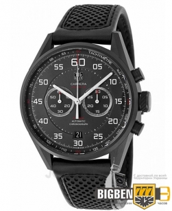 Часы Tag Heuer Carrera Black Dial