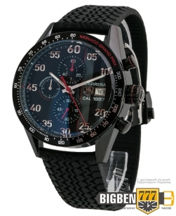 Часы Tag Heuer Carrera Monaco Grand Prix Black