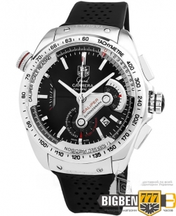 Часы Tag Heuer Grand Carrera Calibre 36 (Silver)