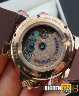 Часы Ulysse Nardin Chronometer Brown