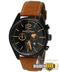 Часы Bell & Ross Vintage BR Blackbird Fly  E-2201