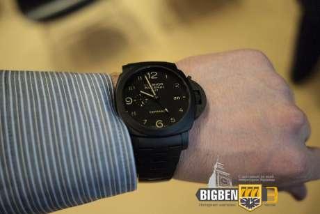 Часы Panerai PAM 438 Tuttonero GMT