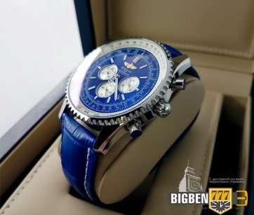 Часы Breitling Navitimer Blue E-622