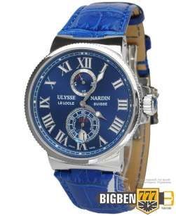 Часы Ulysse Nardin Marine Mens Watch E-843
