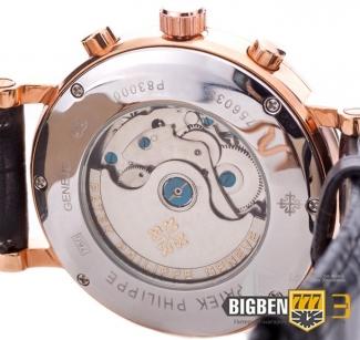Часы Patek Philippe Perpetual Calendar (Black)