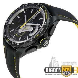 Часы Tag Heuer Grand Carrera Chronograph Black